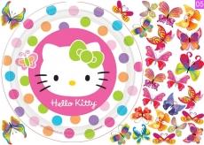 Вафельная картинка A4 Hello Kitty 3