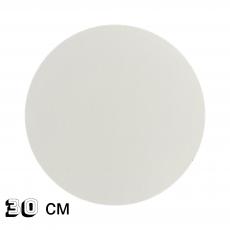 Подложка под торт белая ДВП 30 см 3 мм