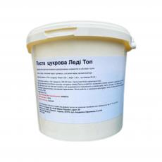 Паста сахарная Леди Топ белая 500 гр Италия развес