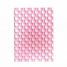 Силиконовый текстурный коврик для десертов Корзинка 25х18.5х0.6 см