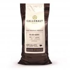 Шоколад Barry Callebaut Strong 70,3% №70-30-42 чёрный 500 гр развес