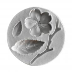 Силиконовый молд Набор цветка №2 5.5х5.5 см