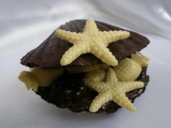 Шоколад белый (в дисках) 500 гр Италия