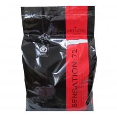 Шоколад черный 72% Cargill для кувертюра 100 гр развес