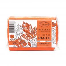 Мастика Criamo для обтяжки оранжевая 0.5 кг