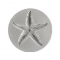 Силиконовый молд морская звезда 5