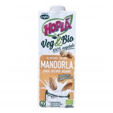 Молоко Hopla миндальное вегетарианское 1 л