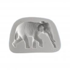 Силиконовый молд слон