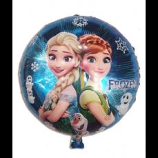 Фольгированный шар Холодное Сердце Фрозен 45 см