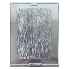 Пластиковая форма для шоколада Старое дерево 21.5х26.5 см