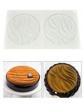 Силиконовая форма для евро-десертов River