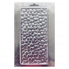 Пластиковая форма для шоколада Плитка с кофейными зёрнами