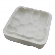 Силиконовая форма для десертов Облака 20х20х5.5 см