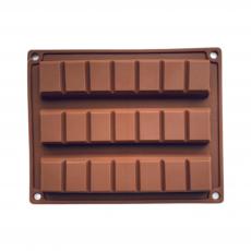 Форма силиконовая для шоколада Батончики