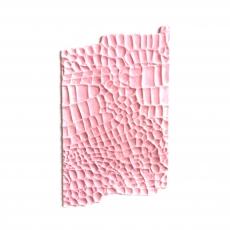 Силиконовый текстурный коврик Кожа аллигатора