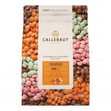 Barry Callebaut белый шоколад апельсиновый 250 гр Бельгия развес
