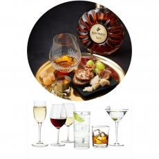 Вафельная картинка A4 Алкоголи