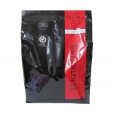 Шоколад черный 64% Cargill для кувертюра 500 гр развес