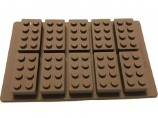 Силиконовая форма Лего ровные блоки