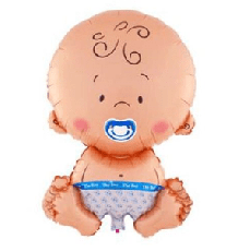 Фольгированный шар Малыш 32 см