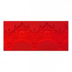 Коврик силиконовый для айсинга Узор Аурелия