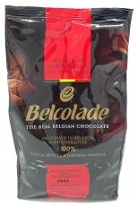 Черный Бельгийский шоколад Belcolade 55% 1 кг развес