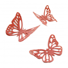 Трафарет для шоколада Бабочки 1