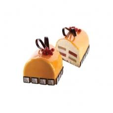 Форма для десертов TORTA BÛCHE Silikomart