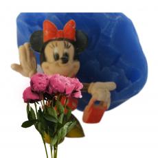 """МОЛД 3D """"Минни Маус с сумочкой"""""""