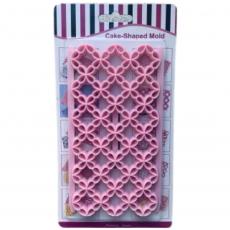 Штамп для мастики Лепестки