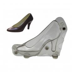 Форма для шоколада поликарбонат 3D Туфелька