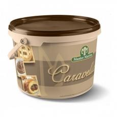 Ореховая паста Caravella Cream Hazelnut 12% лесного ореха 500 гр