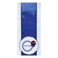 Коврик силиконовый для айсинга Цветочки