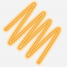 Пищевой неоновый порошок оранжевый 2 гр развес Германия