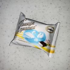 Шоколадные конфеты Птица дивная +/-100 гр (развес)