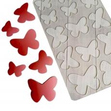 Трафарет для шоколада Бабочки №3