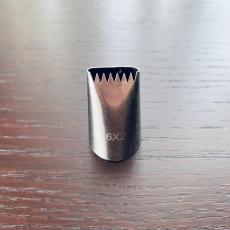 Насадка с зубчиками №16 1.2х4х2.6 см