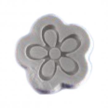 Силиконовый молд маленький цветочек