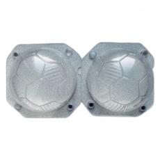 Форма для шоколада поликарбонат 3D Мяч 15 см