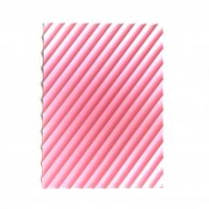 Силиконовый текстурный коврик для десертов Волна 25х18.5х0.6 см