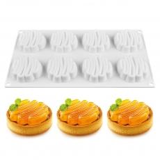 Форма силиконовая для десертов Завитки 7.5 см