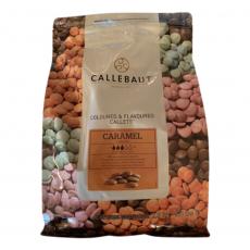 Barry Callebaut Молочный шоколад с карамелью 50 гр развес Бельгия