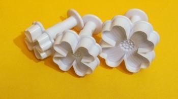 Набор Плунжеров Полевые цветы
