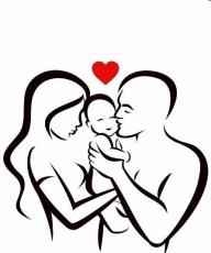 Вафельная картинка A4 Любовь 2021 №24