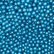 Драже Голубой жемчуг 5 мм 50 гр