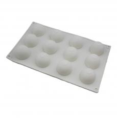Силиконовая форма для десертов Трюфель мини 4 см