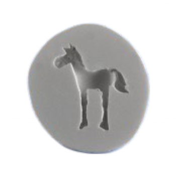 Силиконовый молд лошадка