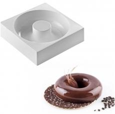 Силиконовая форма для десертов Бублик