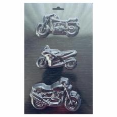 Пластиковая форма для шоколада Мотоциклы