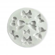 Силиконовый молд Набор бантиков №3 8.5x8.5 см